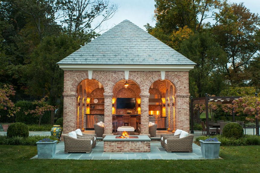 gazebo and cabana designs 22