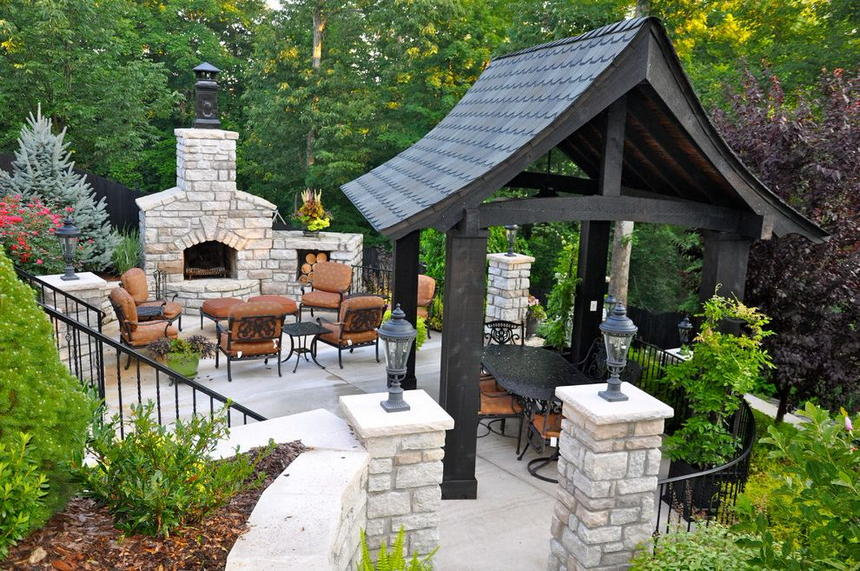gazebo and cabana designs 23