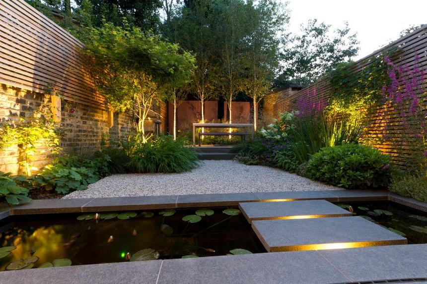 modern garden and landscape ideas 0