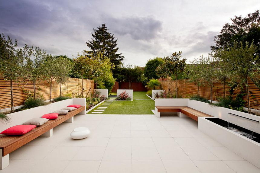 modern garden and landscape ideas 10