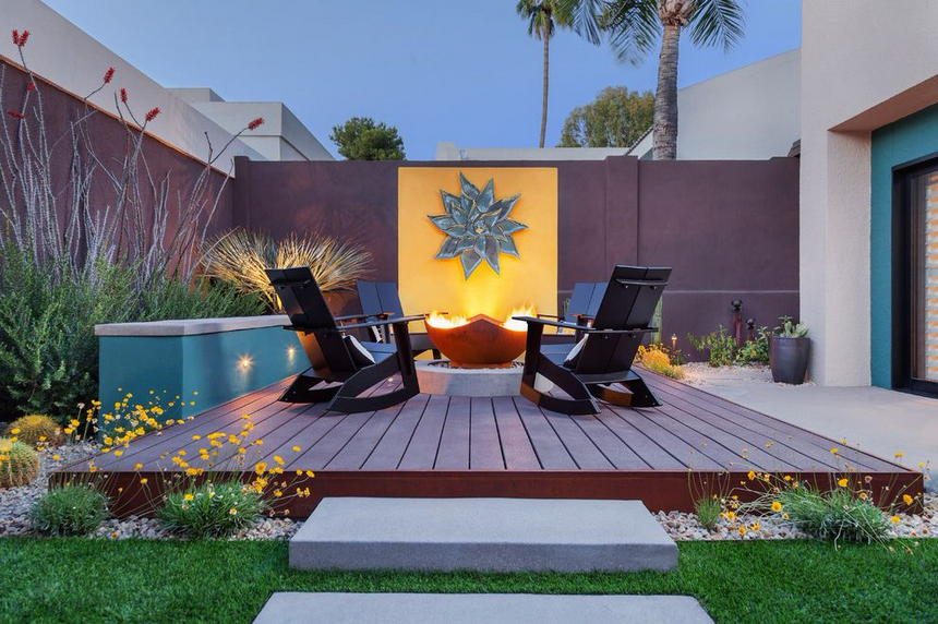modern garden and landscape ideas 14