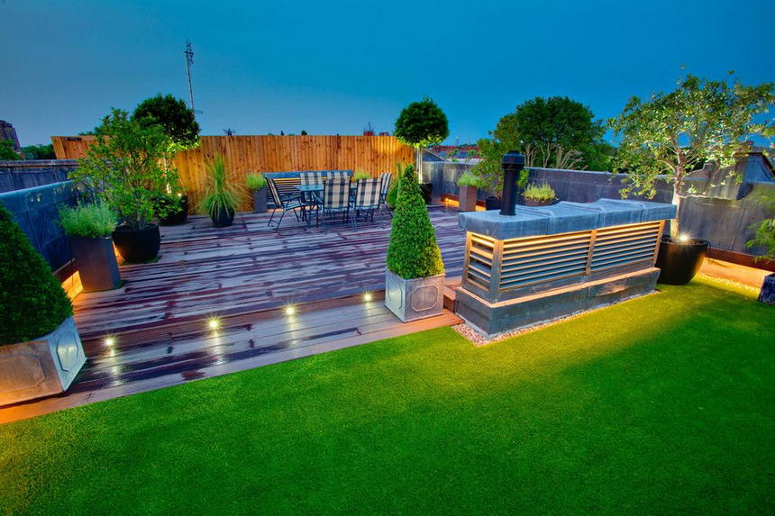 modern garden and landscape ideas 4 - 2