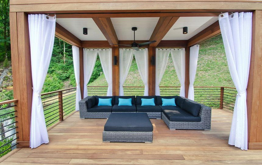 outdoor living ideas 48