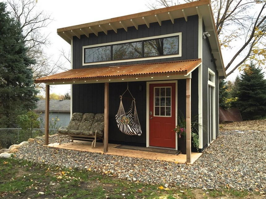 outdoor shed ideas 12