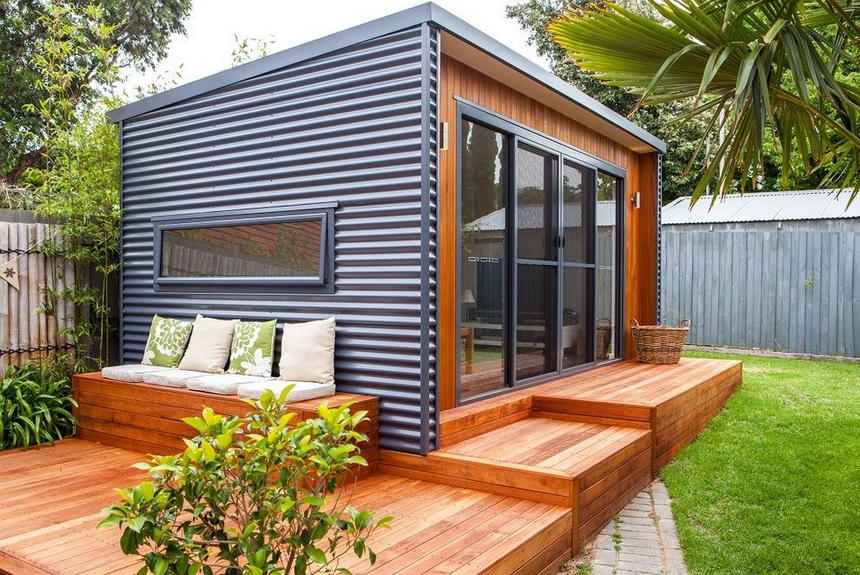outdoor shed ideas 17