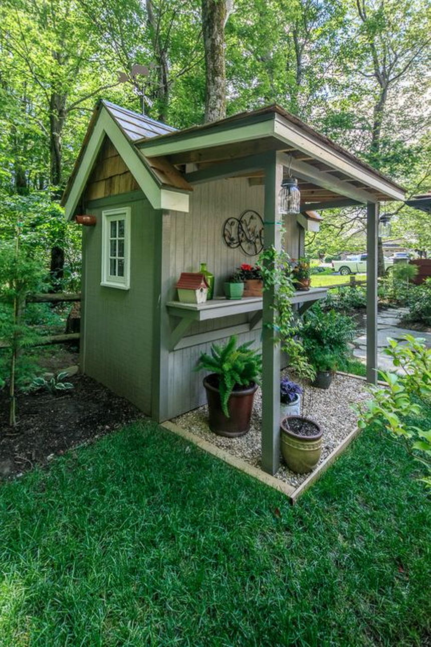 outdoor shed ideas 26