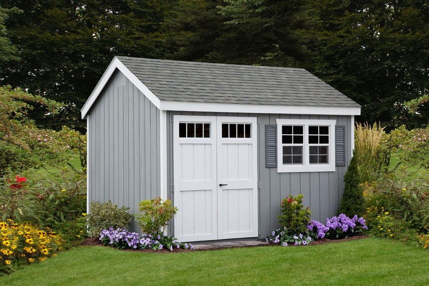 outdoor shed ideas 41