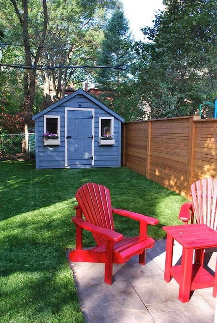 outdoor shed ideas 52