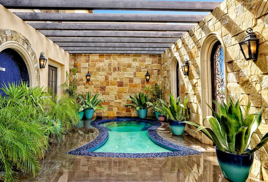 patio pool design ideas 13