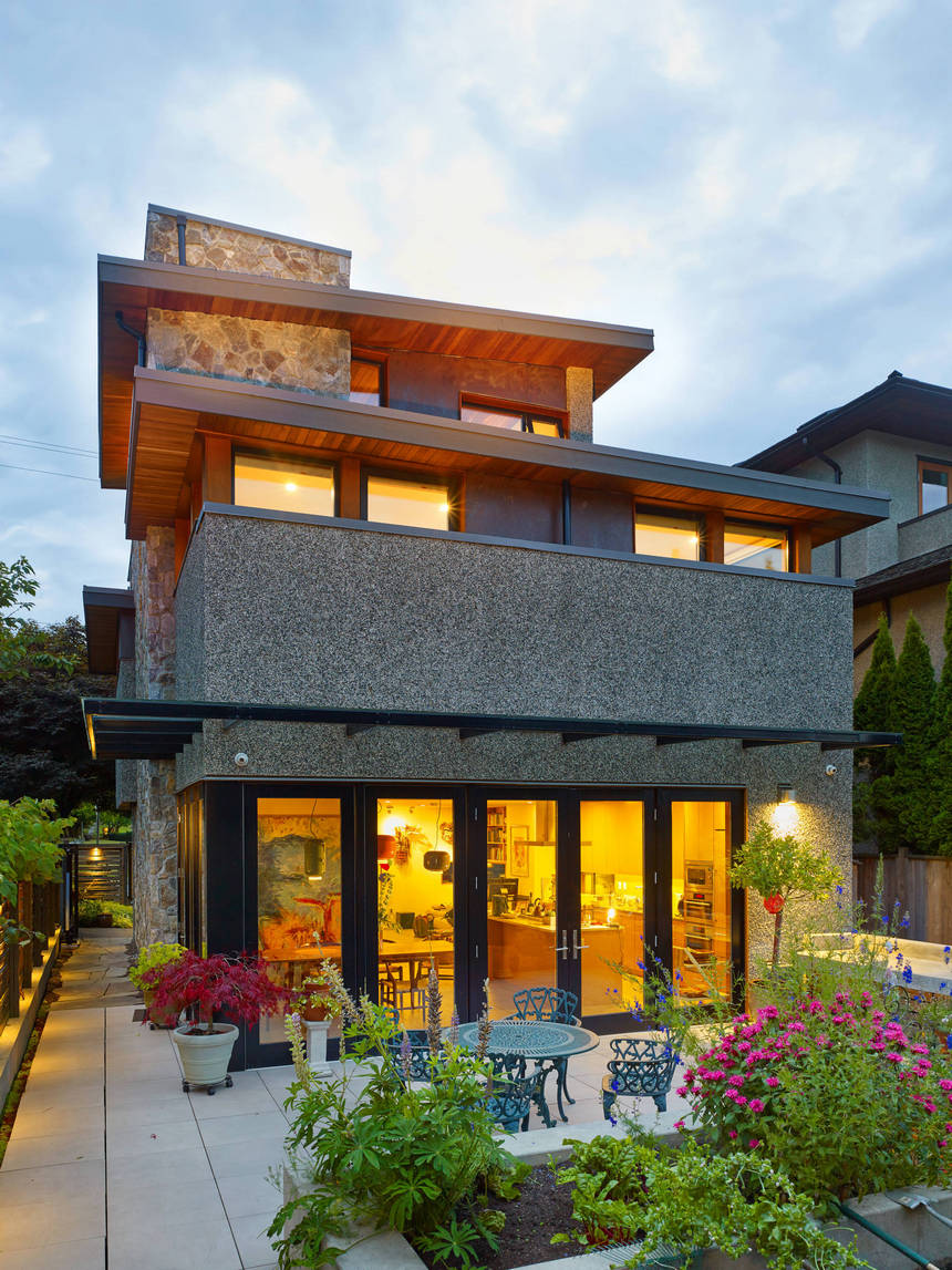 Contemporary Exterior Home Ideas 14