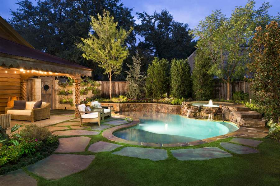 backyard designs and landscaping 18