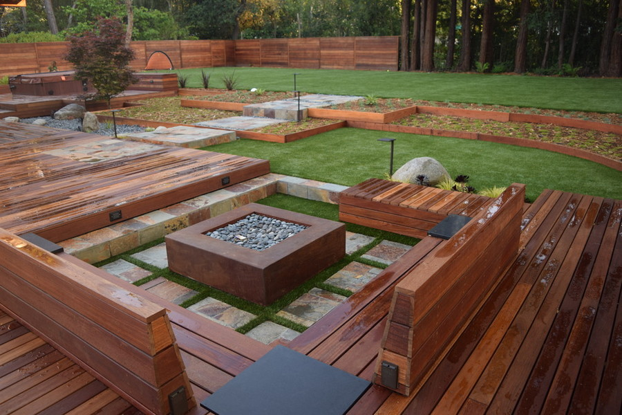backyard designs and landscaping 4