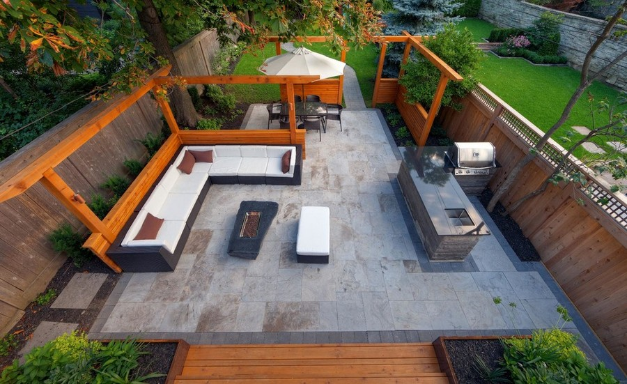 backyard designs and landscaping 6