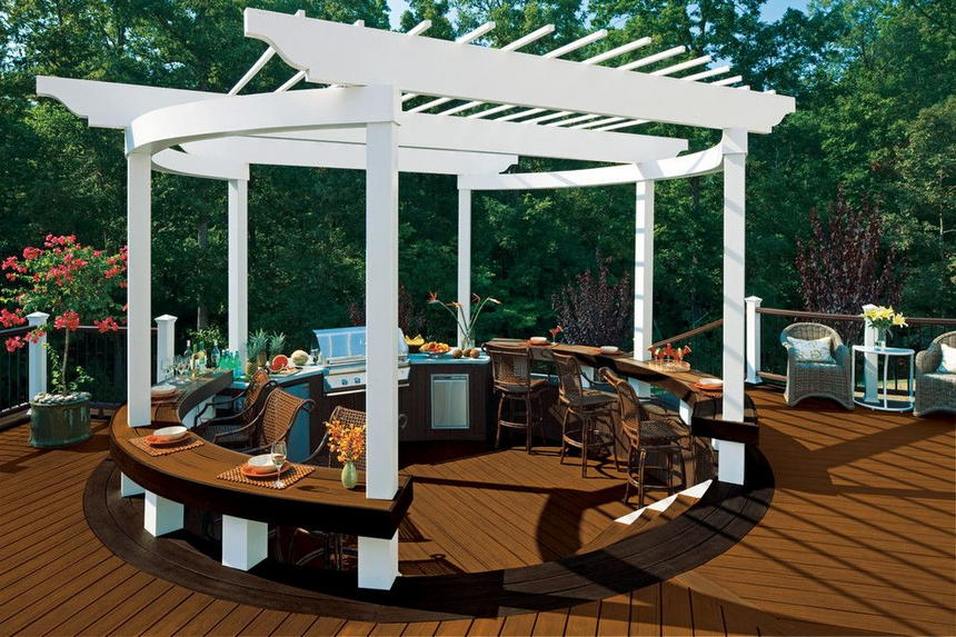 outdoor kitchen ideas 1