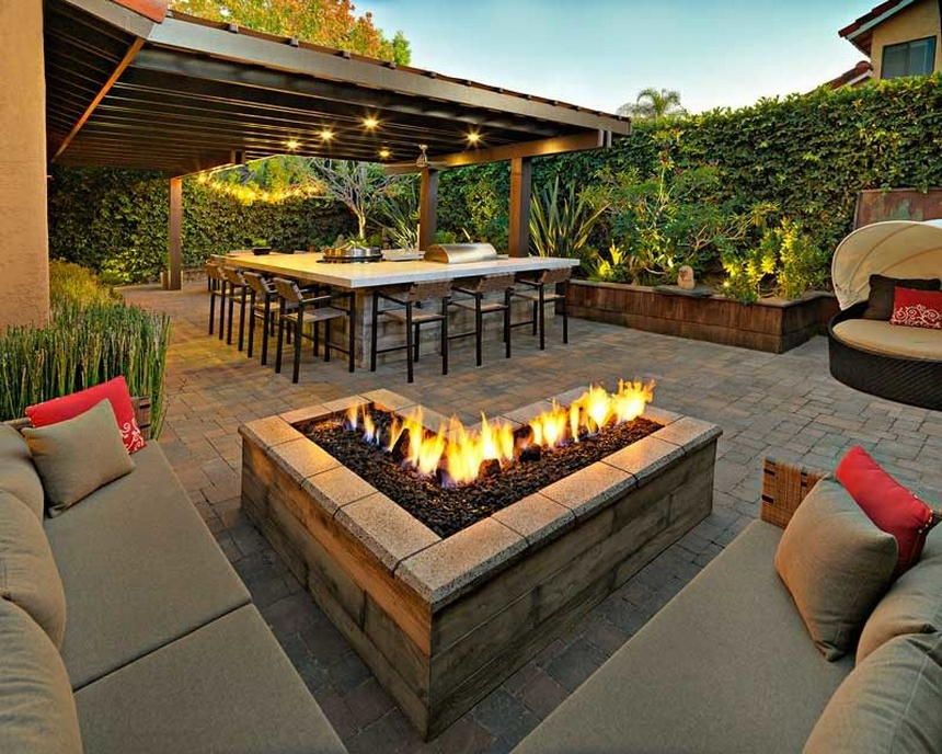 outdoor kitchen ideas 11