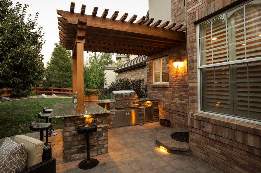 outdoor kitchen ideas 14