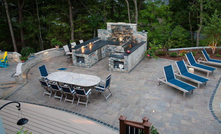 outdoor kitchen ideas 19