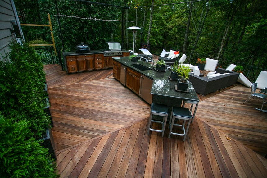 outdoor kitchen ideas 8