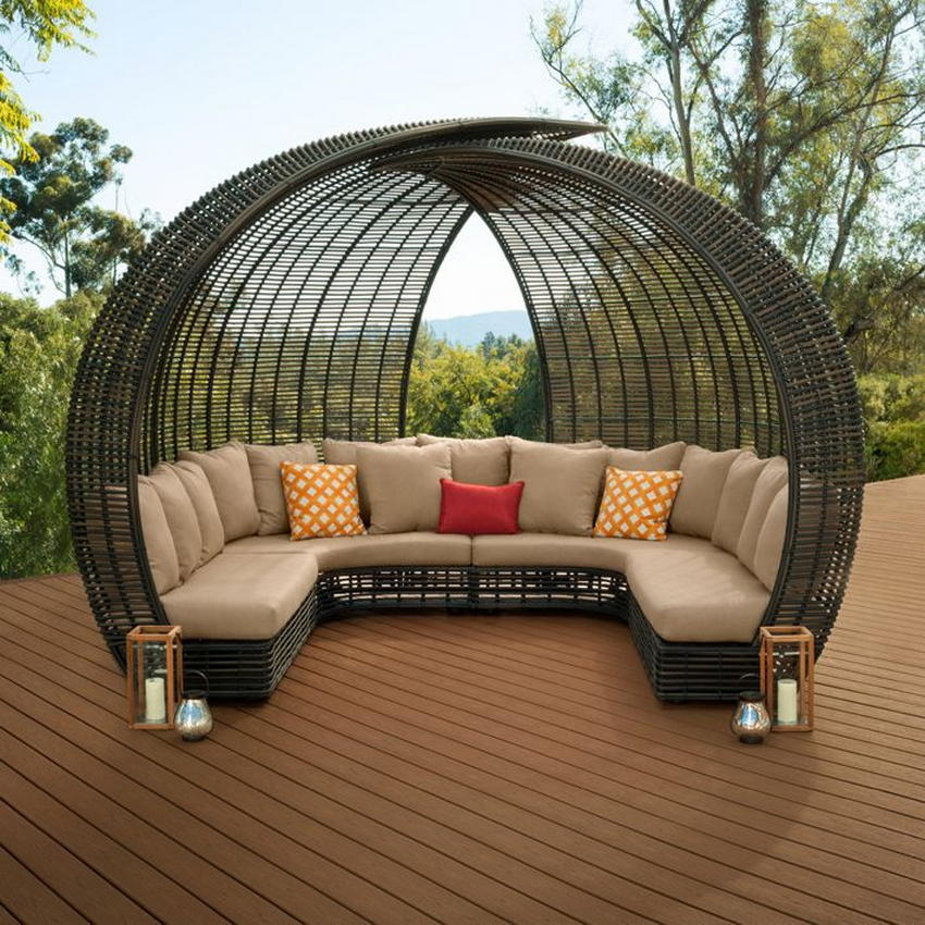 outdoor living space ideas 0