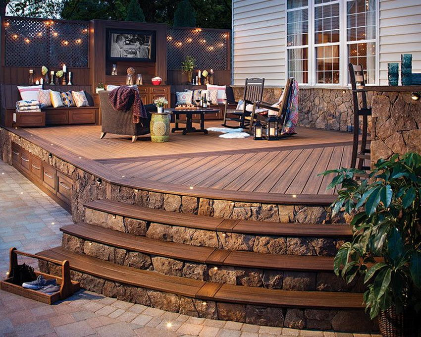 outdoor living space ideas 22