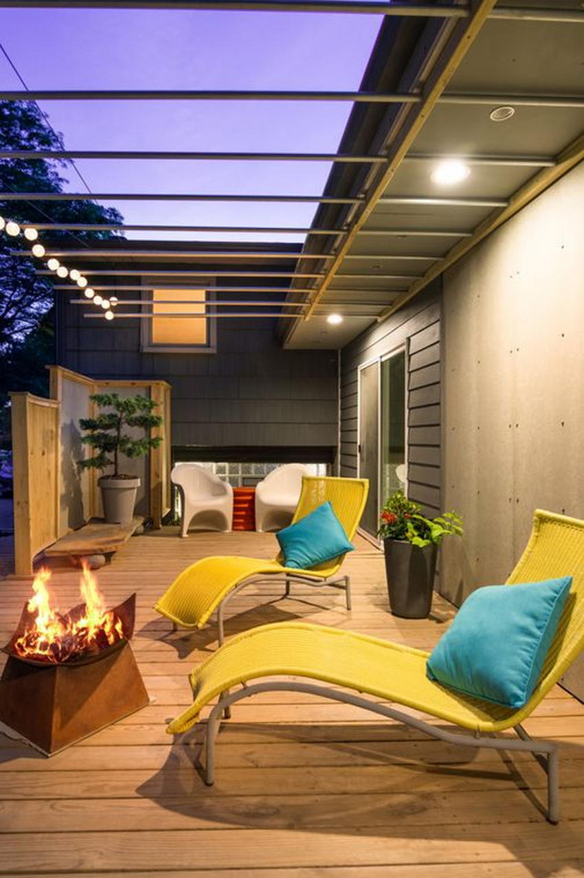 outdoor living space ideas 37