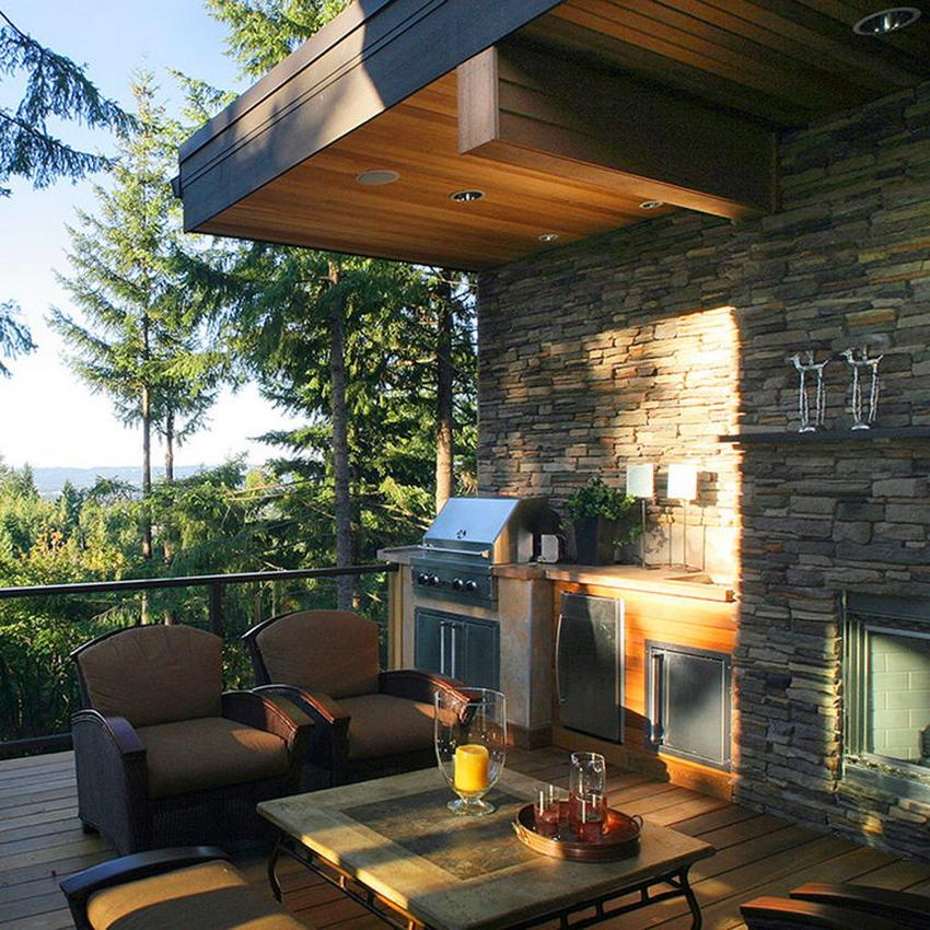 outdoor living space ideas 39