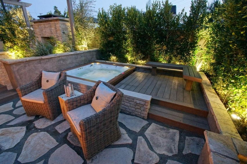outdoor living space ideas 45