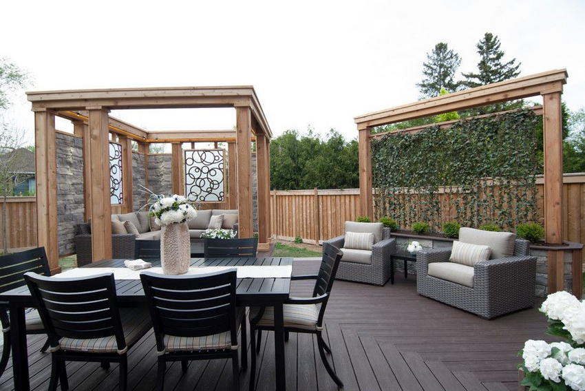 outdoor living space ideas 64