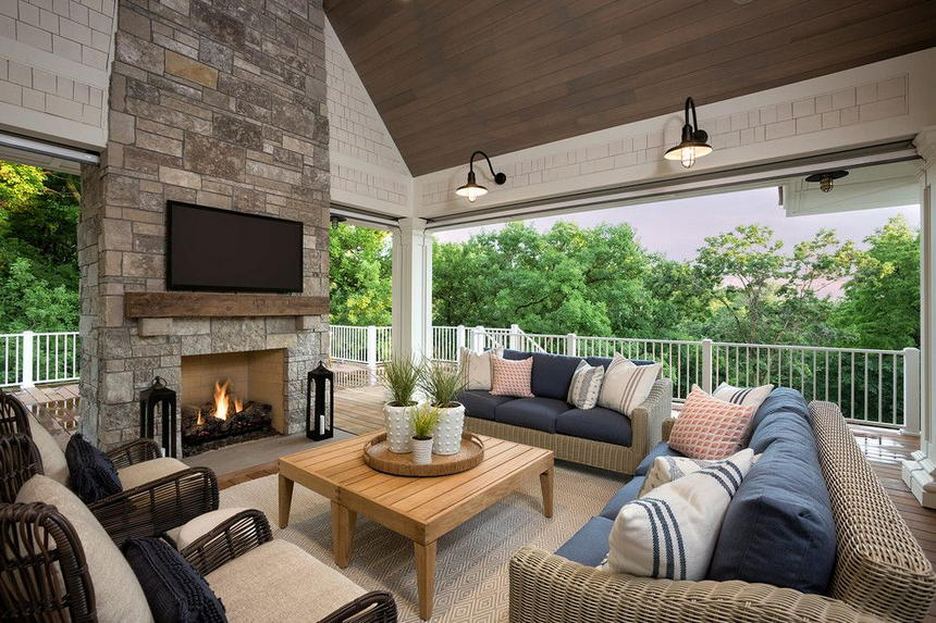 outdoor living spaces with fireplace (21)