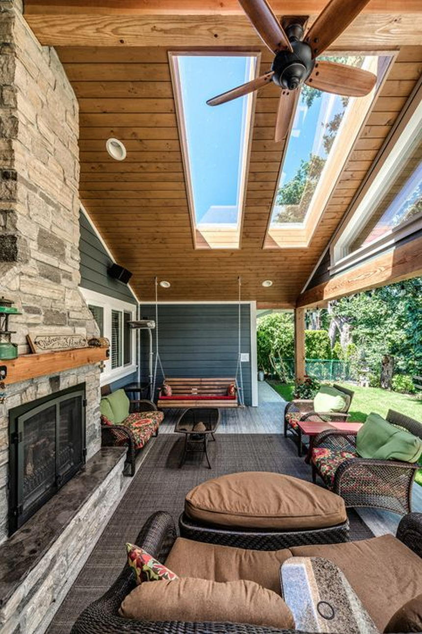 outdoor living spaces with fireplace (38)
