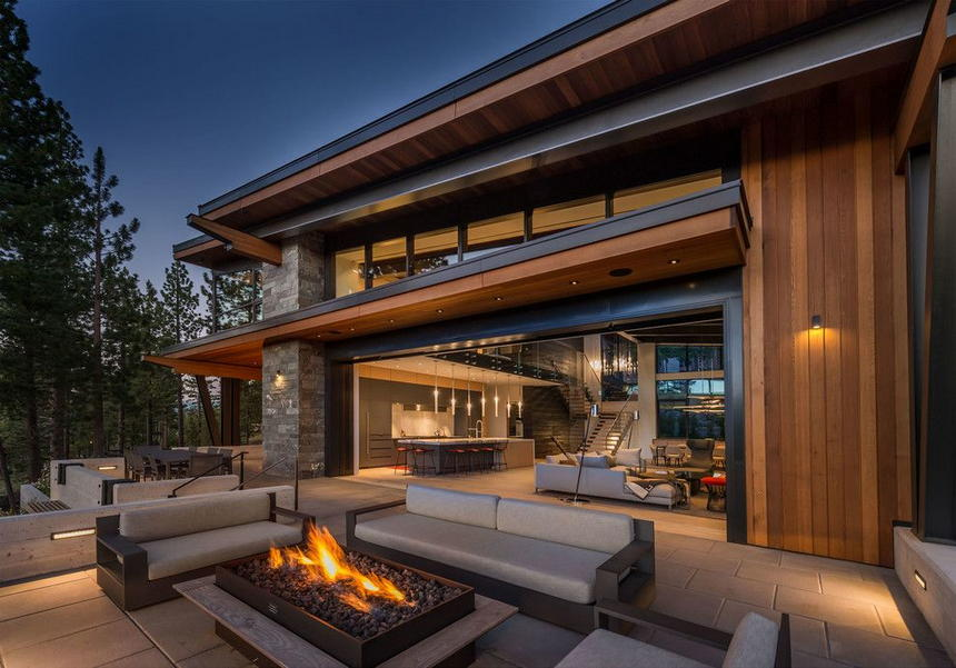 outdoor living spaces with fireplace (43)