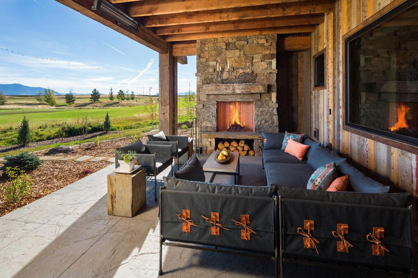 outdoor living spaces with fireplace (62)