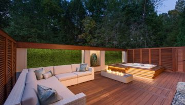 Stunning Design Ideas for Patio Deck And Terrace
