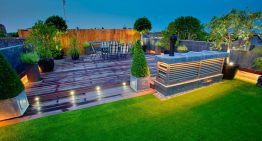 Modern Garden Decor And Landscape Ideas