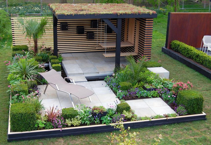 Outdoor And Backyard Sheds