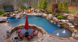 Luxury Ideas for Outdoor Living and Patio Pools