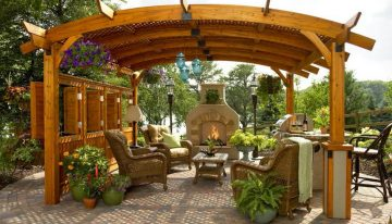 Awesome Design Ideas for For Patio Pergola