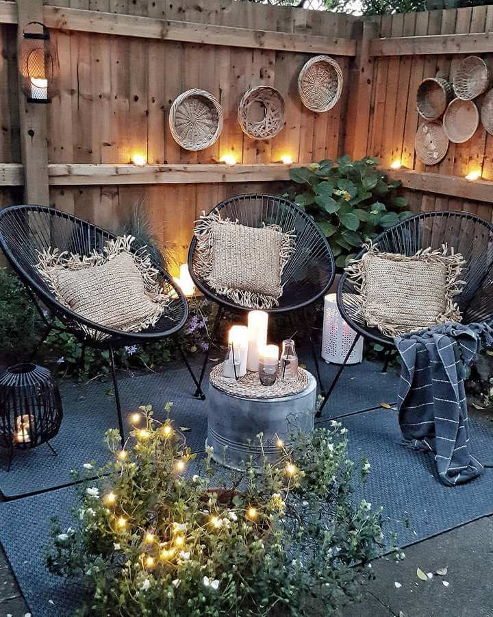 bohemian garden and outdoor (10)