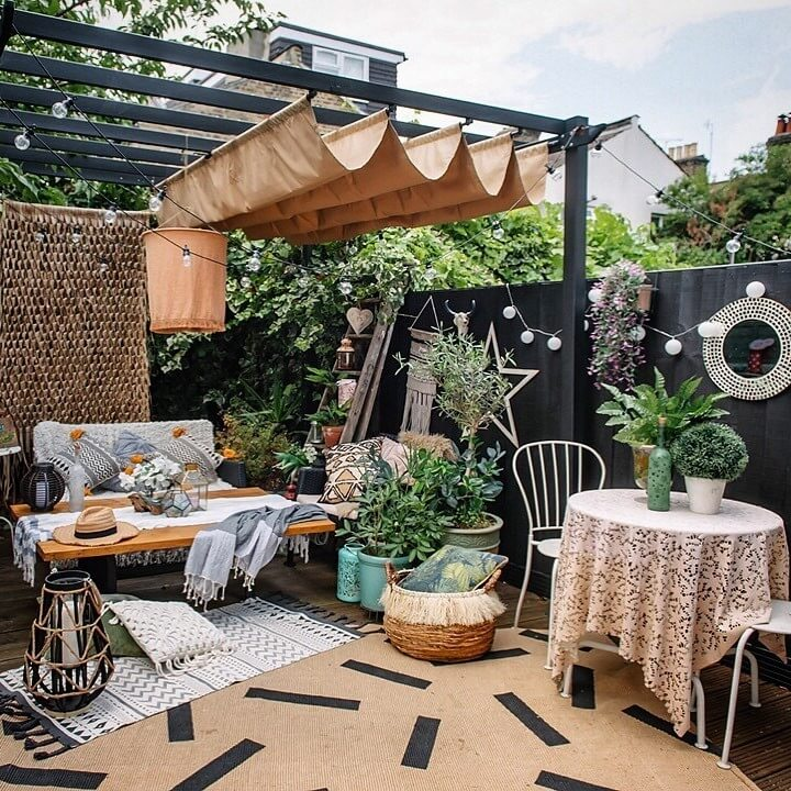 bohemian garden and outdoor (17)
