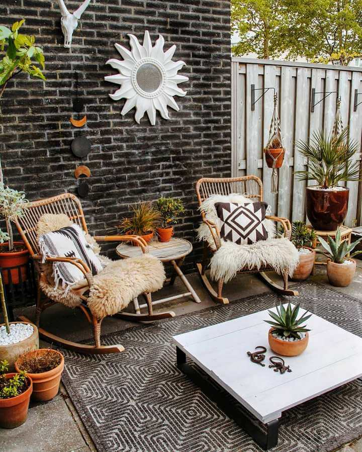 bohemian garden and outdoor (22)