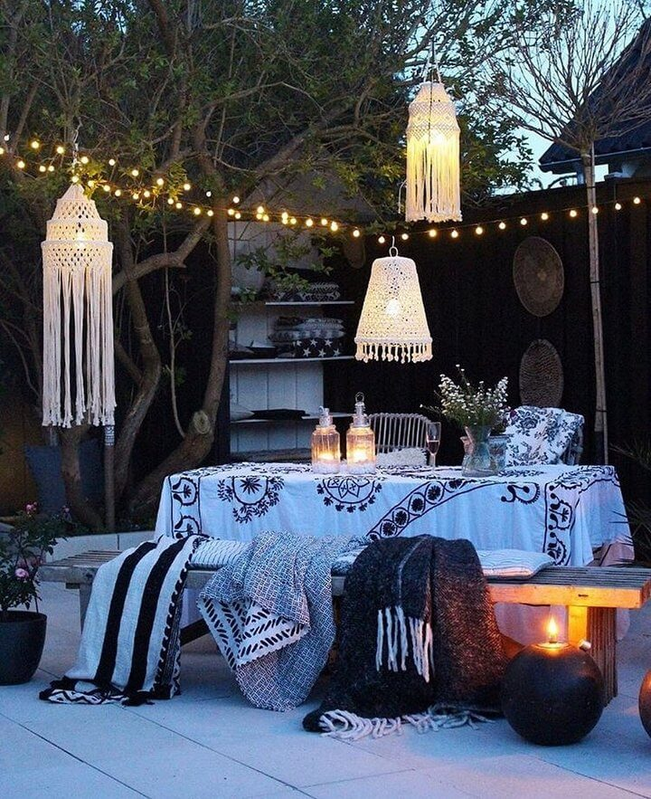 bohemian garden and outdoor (24)