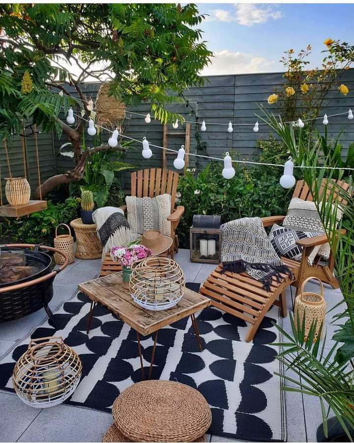 bohemian garden and outdoor (27)