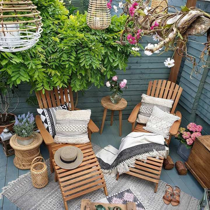 bohemian garden and outdoor (33)