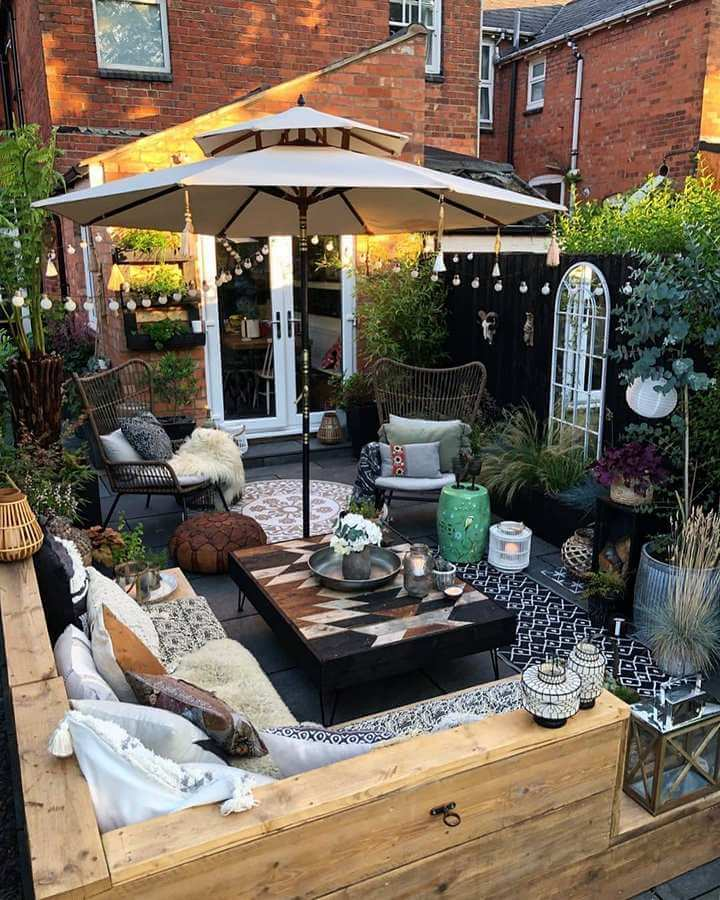 bohemian garden and outdoor (37)