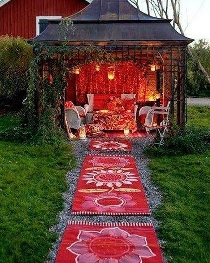 bohemian garden and outdoor (51)