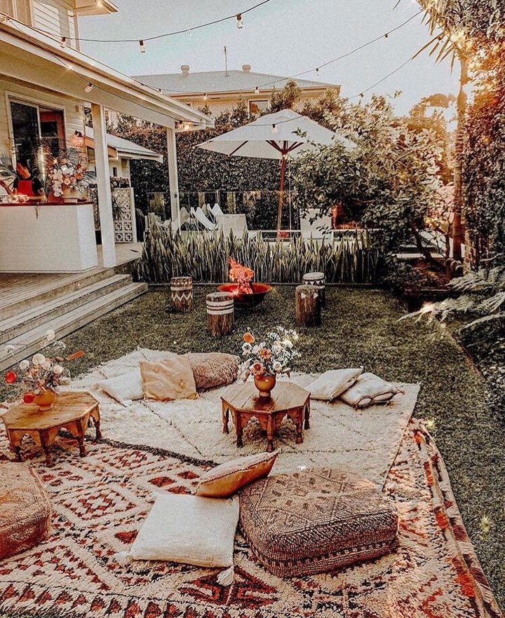 bohemian garden and outdoor (59)